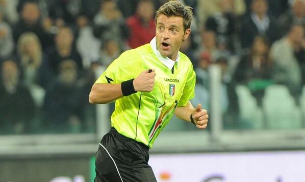 L'arbitro di Juventus-Inter di domenica 5 febbraio, orario e arbitri partite Serie A