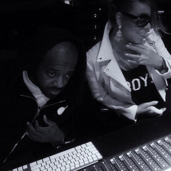 Mariah Carey teases new single 'The Art Of Letting Go'...