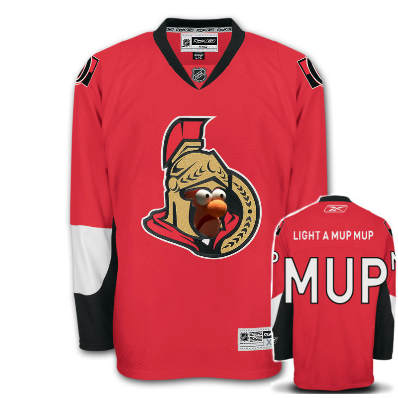 newest collection 43c83 d50b7 Designs Considered for the Ottawa Senators Heritage Classic ...