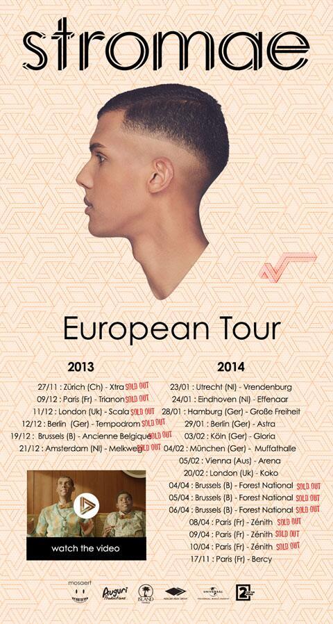 stromae tour
