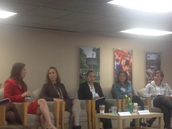 All-star panel of women making change @KogodWomeninBiz @KogodBiz #americanuniversity #powerfulwomen http://t.co/GlXXlQZE00