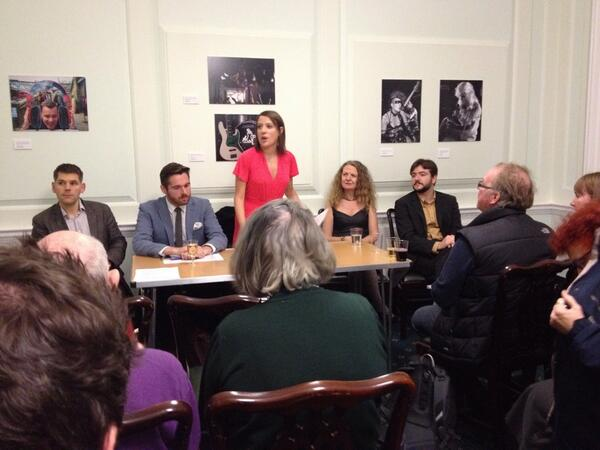 @nayphillips kicks off faith schools event at @LabourHumanists Full house! http://t.co/HlHGEdNpjZ