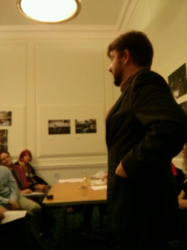 .@BHAhumanists' chief exec addresses @LabourHumanists' meeting on #faithschools http://t.co/8qaUpgzLZF