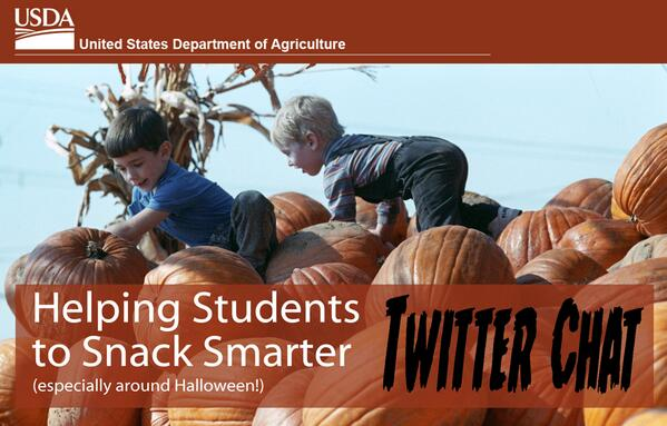 Thumbnail for Help Students to Snack Smarter #HealthierNextGen Twitter Chat
