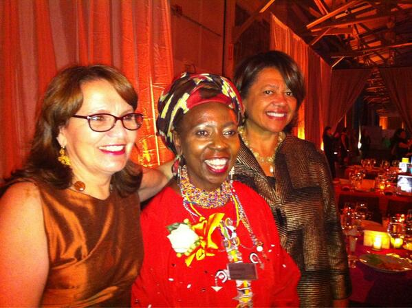 Big night - bold leaders celebrate #gfwXXV work for human rights & womens rights w/ @womensfunding & INWF http://t.co/rufQXoMWG6