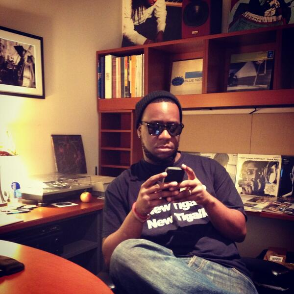 Thank you @robertglasper for chatting with us today. #AskGlasper http://t.co/mdOCqTB7HQ