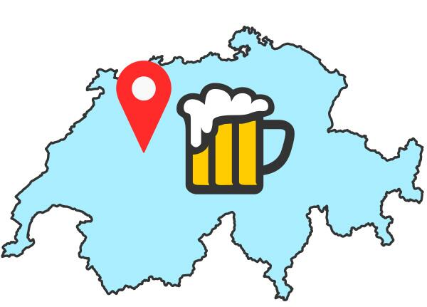 Thumbnail for GeoBeer #5 in Bern: Geosharing