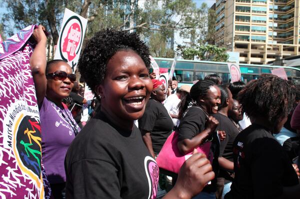 Proud to march in solidarity with @covaw @FemnetProg to demand #JusticeForLiz - punishment must fit the crime. http://twitter.com/CREAWKenya/status/395860145277632513/photo/1