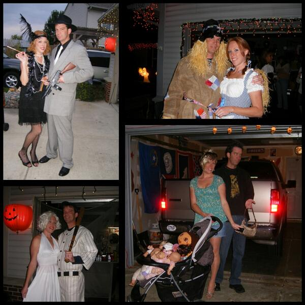 Happy Halloween!! #throwbackthursday #tbt #halloweencostume http://t.co/1Np8EOREPI
