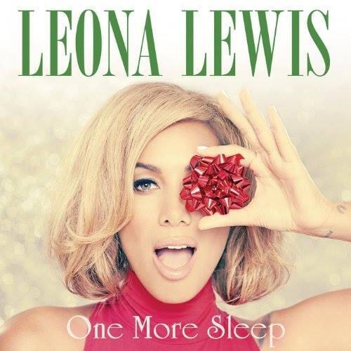 Leona Lewis unveils artwork for new Xmas single 'One More Sleep'...