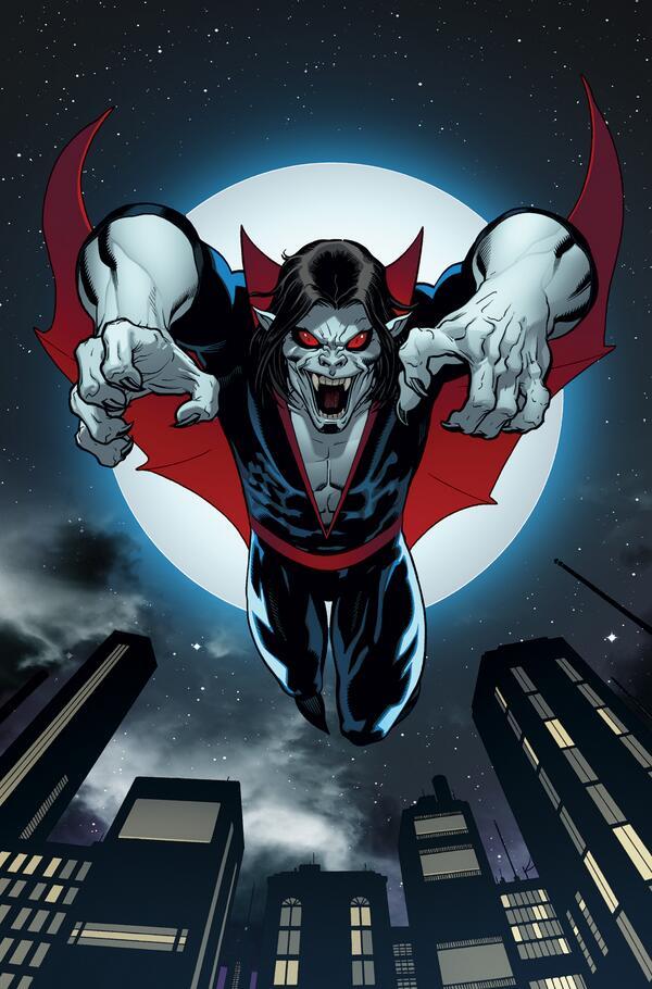Zombie Morbius >> Marvel Entertainment On Twitter Celebrate Marvelhalloween
