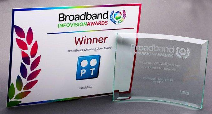Medigraf da Portugal Telecom ganha nos Broadband Infovision Awards BX6M9YkCYAE77mZ