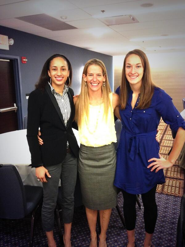 .@KBA_GoBlue, @DaSmithKid5 and @nelmblad14 at #B1GMediaDay #GoBlue http://t.co/8KE8eEmJ1w