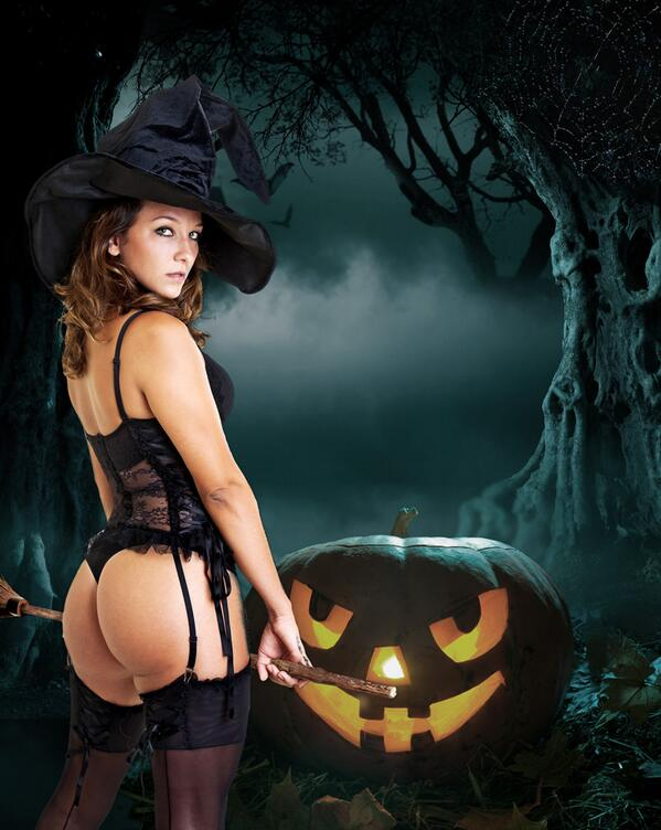 Sexy halloween x rated images — pic 8