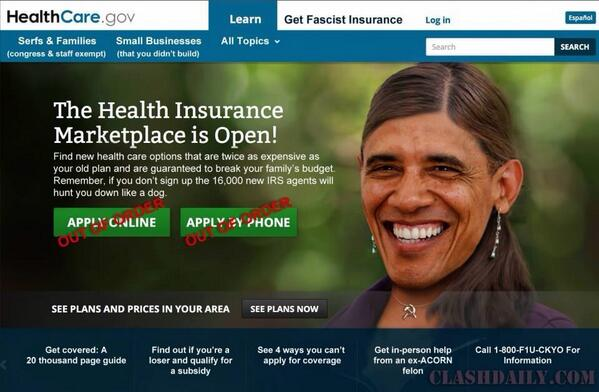 Obama regime finally admits health premiums going up in 2015