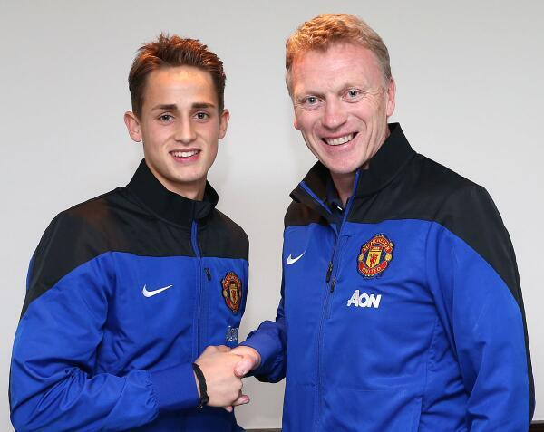 Adnan Januzajs performance for Man United v Southampton [Individual Highlights]