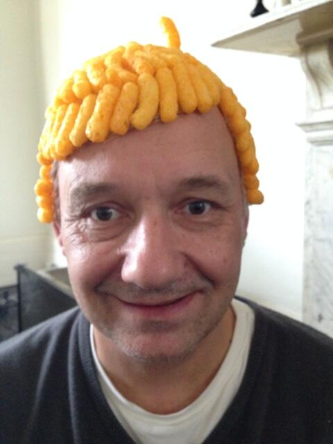 "bob mortimer on Twitter: ""Wotsits wig for church http://t.co ..."