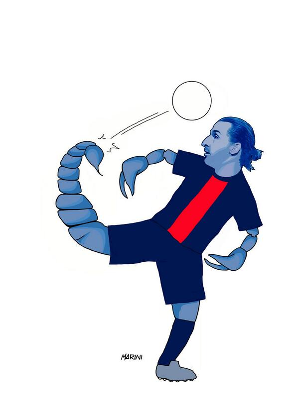 Great picture: SCORPIOHIMOVIC via @MariniCartoons