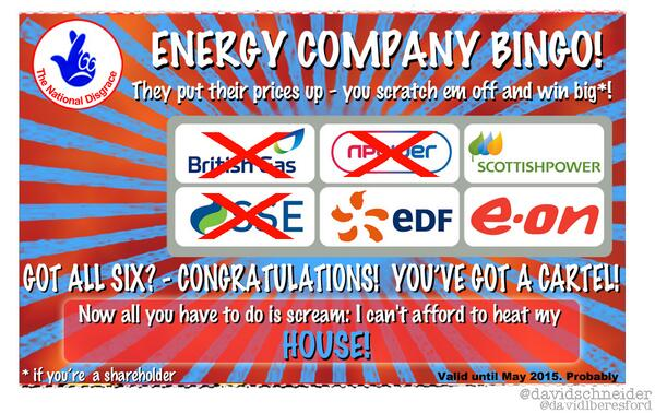 Can we save on fuel bills by swapping energy companies? BXG2WKDCIAAW9ID