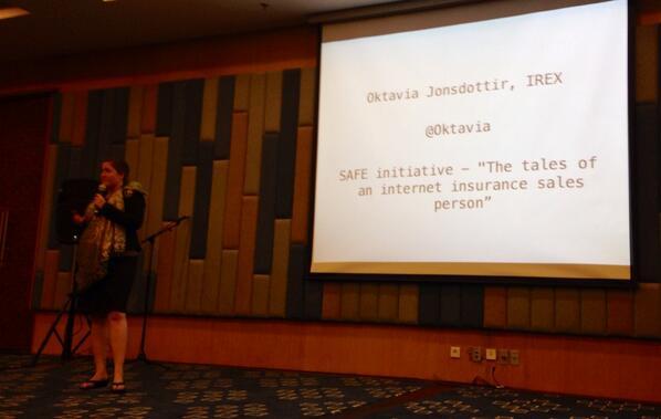 """The tales of an Internet insurance sales  person"" Disco-tech @oktavia @APC_News @Info_Activism fascinating talk :) http://t.co/RV0sOPQB70"