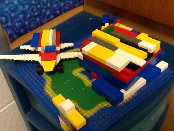 #ecchallenge just build! @pammoran @irasocol @mlsmeg @1ButterflyClass @thegiraffeclass @KarenHeathcock http://twitter.com/mthornton78/status/392329570630008832/photo/1