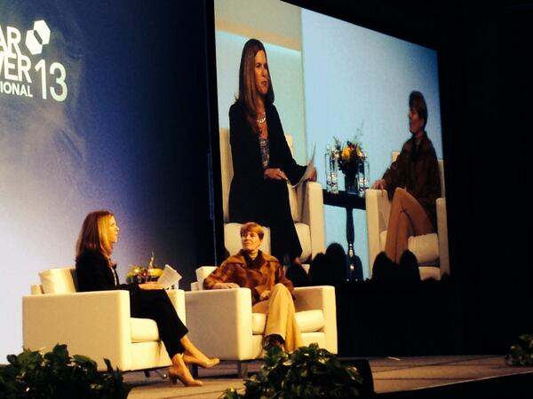 #Women4Solar take the keynote #SPIcon stage. That's what we're talking about! http://twitter.com/EcoOutfitters/status/392428949709393920/photo/1