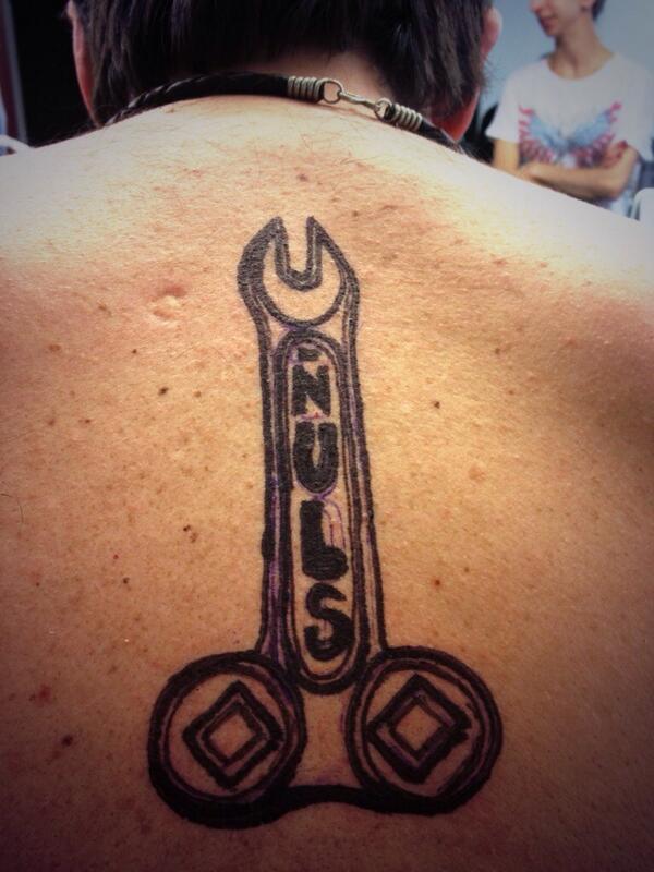 "Pablo Granados on Twitter: ""El tatuaje de Cristian... http://t.co ..."