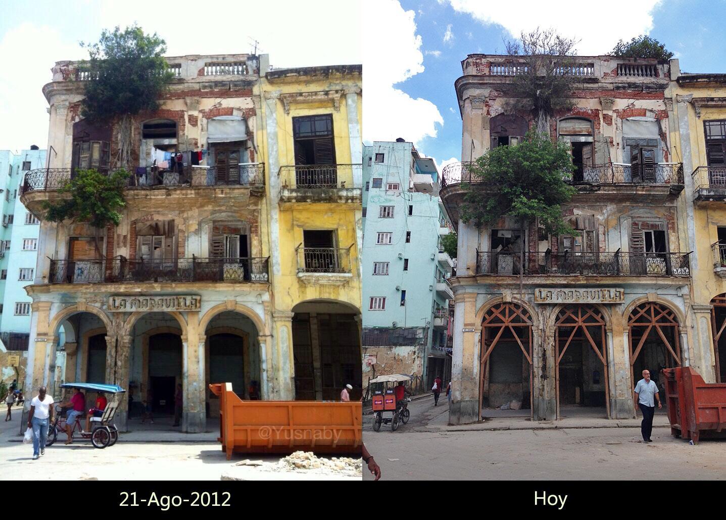 La Cuba 'cruda' de Yusnaby BXJYvpWCYAErP0l