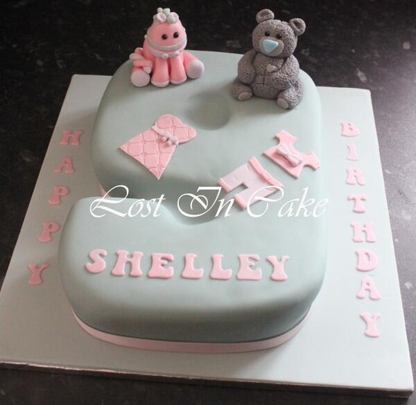 Lost In Cake On Twitter Of The Day 1 Tatty Teddy Pony And
