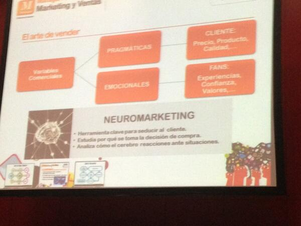Arte de vender: neuromarketing #ManagerMktventas http://twitter.com/romeralo/status/392589626646732800/photo/1