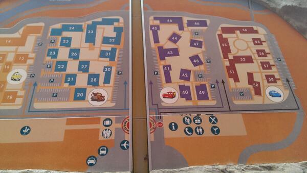 Le Disney's Hotel Santa Fé rénové sur le thème de Cars - Quatre Roues : photos page 16 - Page 18 BXMinr8IIAAByA0