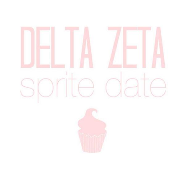 How sweet it is to be a DZ! Meet the ladies of our chapter @ our sprite date Oct 23rd from 5-8 in Richard Hall. http://t.co/cEQ6dVwr1K