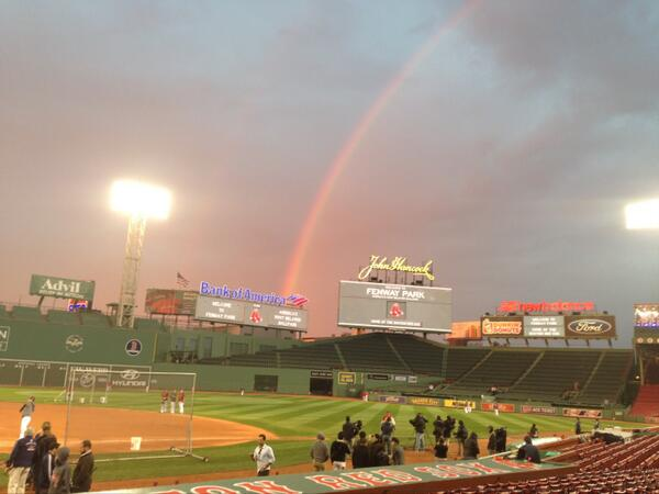 Most feared rainbow of the era in which it played? #RiceBow RT @Buster_ESPN: Rainbow over Fenway http://twitter.com/Buster_ESPN/status/392768610730803200/photo/1