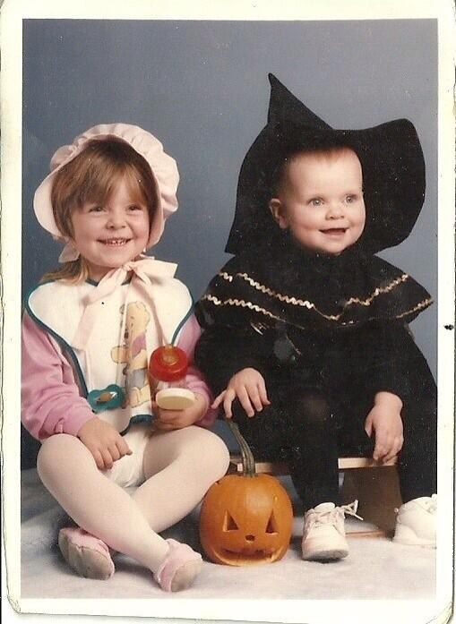 I can't wait for #throwbackthursday to share this Halloween gem. I'm the witch. 🎃👻 http://t.co/rkwvQ8dXZ7