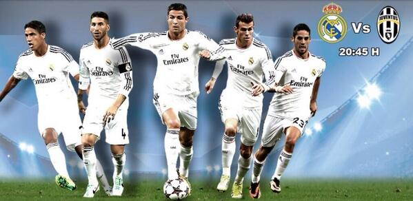 Rmcf 2016 17 On Twitter Match Wallpaper Real Madrid Vs Juventus