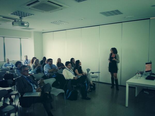 En las comunicaciones orales de #seca2013 http://twitter.com/congresoseca/status/393016432805818368/photo/1