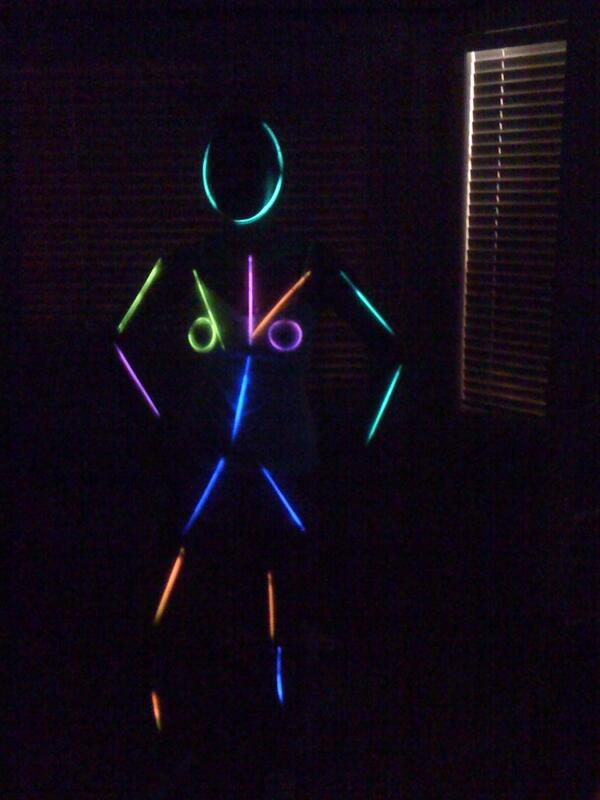 ... ryot on twitter toddler s awesome led stick figure costume totally ... & Light Up Stick Figure Halloween Costume - The Halloween