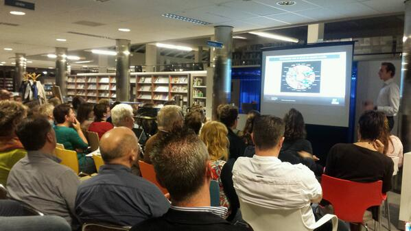 We zin van start gegaan @BibliotheekOss  #oss   @SMC_0412 http://twitter.com/digibieb/status/393083413374435328/photo/1