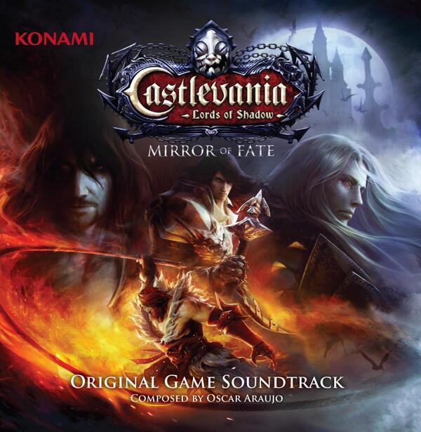 Castlevania: Lords of Shadow - Mirror of Fate Original Soundtrack available digitally and on CD in November! http://t.co/LRZqahkmoh