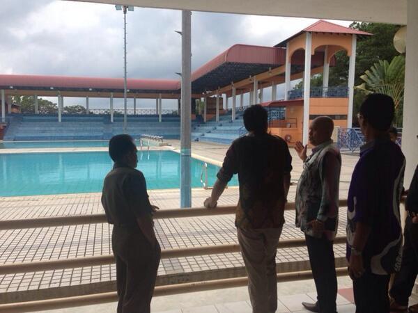 Khairy Jamaluddin On Twitter Sempat Melawat Sekolah Sukan Tengku Mahkota Ismail Di Bandar Penawar Johor Tempat Latihan Atlet Pelapis Negara Http T Co Rov3ybwof5
