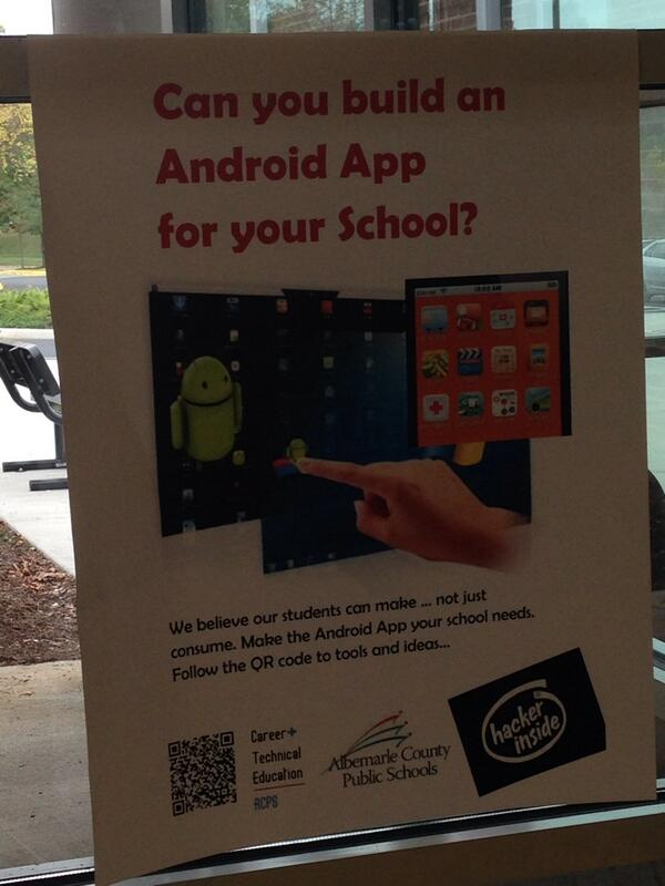 Will be interested to see what results from tech challenges for kids #acps http://t.co/jrVwsF6XqF