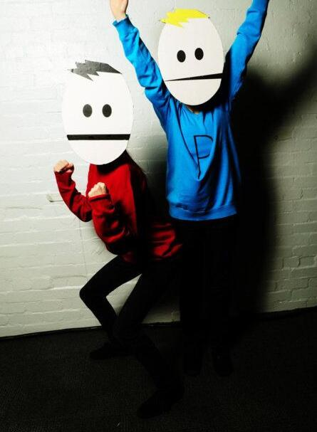 there is more love of terrence and phillip with this costume from caleb dadey - Southpark Halloween Costumes