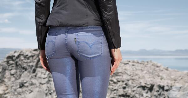 levis jeans modeller