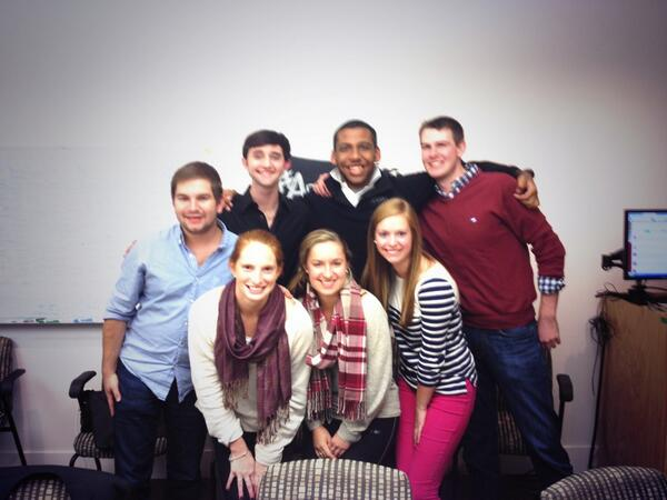 Our panel is excited for tonight's chat! #ApplyCofC http://t.co/NcrX9zNn4X