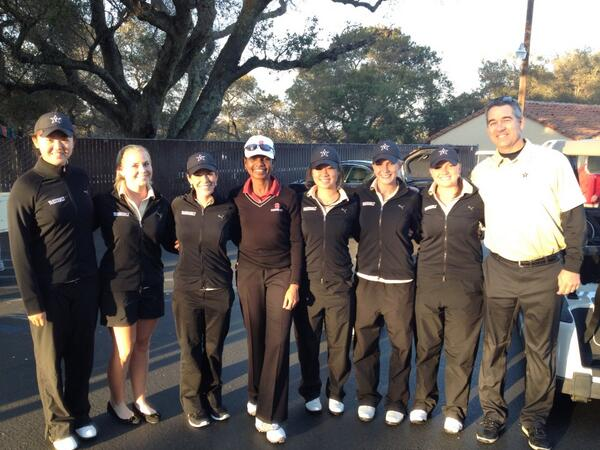 A very special thank you to @CondoleezzaRice for putting together a special afternoon at Stanford tourney http://t.co/Jd3aBw6HSq