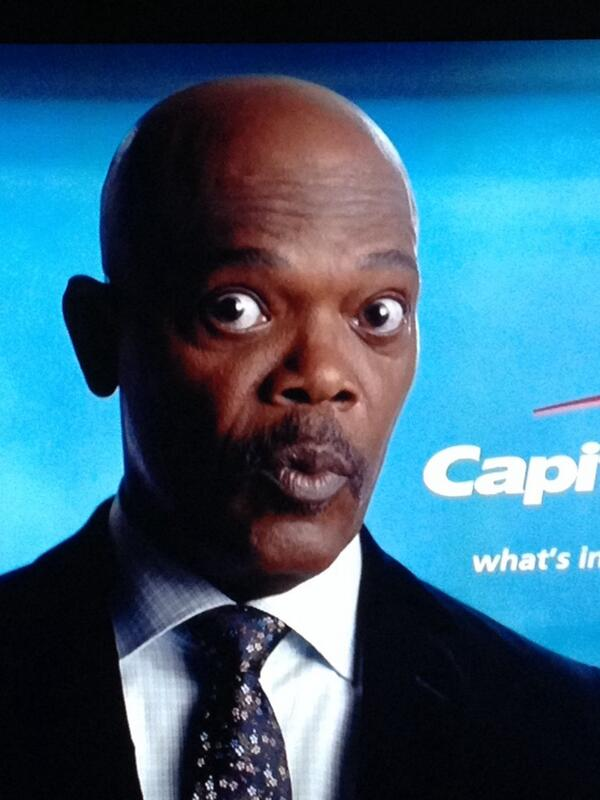 Capital One Whats In Your Wallet Bradley on twitter   sam jackson