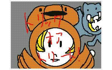 【電波人間のハロウィン:4】 チーム トーキョー@殿堂入りさんのイラスト
