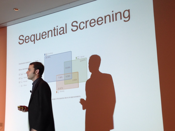 GA universal Sequential Screening. Can't wait. #smeurope http://t.co/mB229aseNd