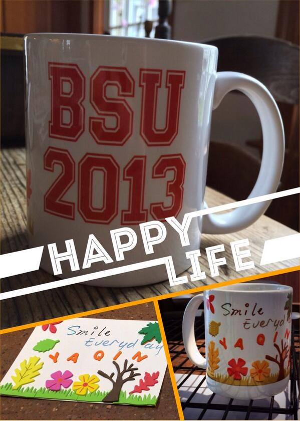 Thanks for sharing your #BSUPride! Hope to see you at #BSUHomecoming2013! RT @yaqinsun Love BSU! #bsulife http://t.co/xoPBFMWO3Z