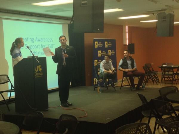 Senior Advisor @KevinGiordano introduces @GO_Athletes and @CraigCassey at #S4SC! http://t.co/qTfgzdXwlp
